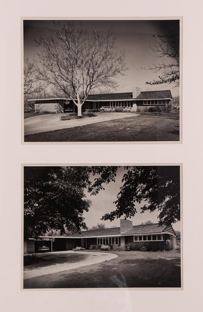 Julius Schulman Architectural photographs