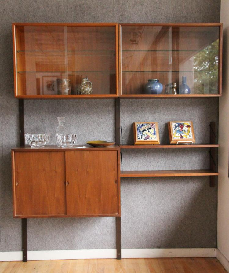 Cado Wall Unit with 2 Bays