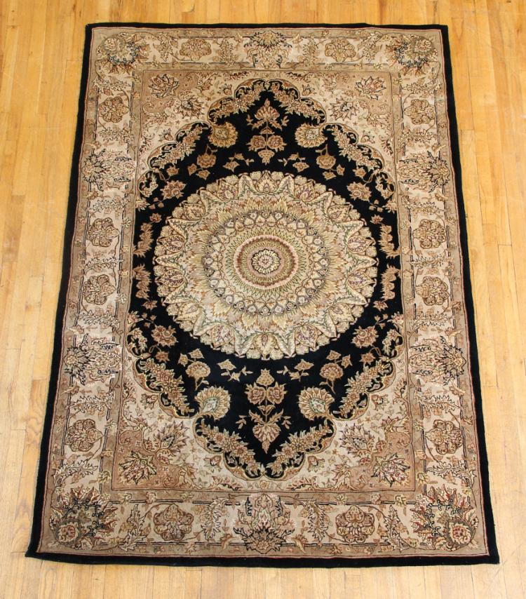 3 Contemporary Wool Oriental Style Rugs
