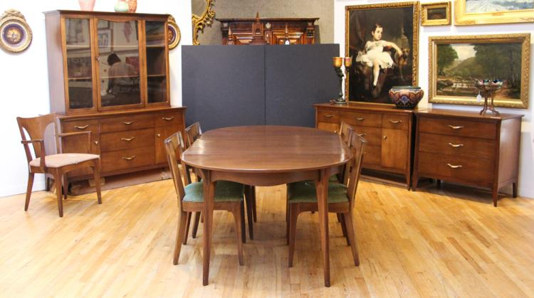 Mid Century Drexel Dining Room Set
