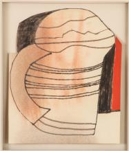 BEN NICHOLSON 1981 Drawing of a Mug or Cup