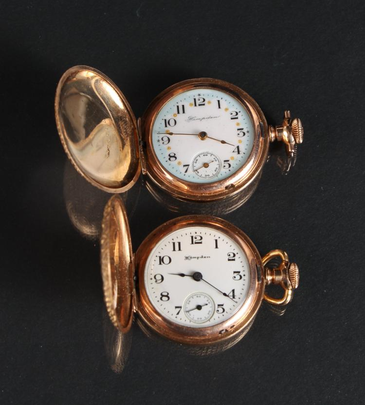 six pocket watches