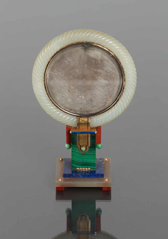 Maison Ostertag Verger Freres Art Deco Picture Frame