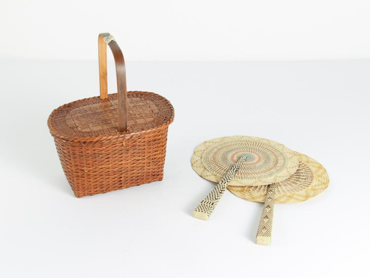 Assorted Woven Items