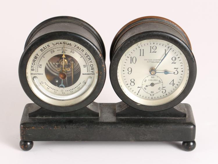 Chelsea Clock and Barometer
