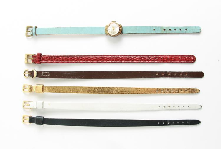 Three Vintage Ladies Wristwatches
