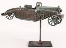 Weathervane Modelled on Antique Roadster