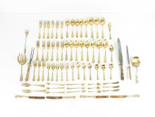 Reed and Barton Trajan Sterling Silver Flatware