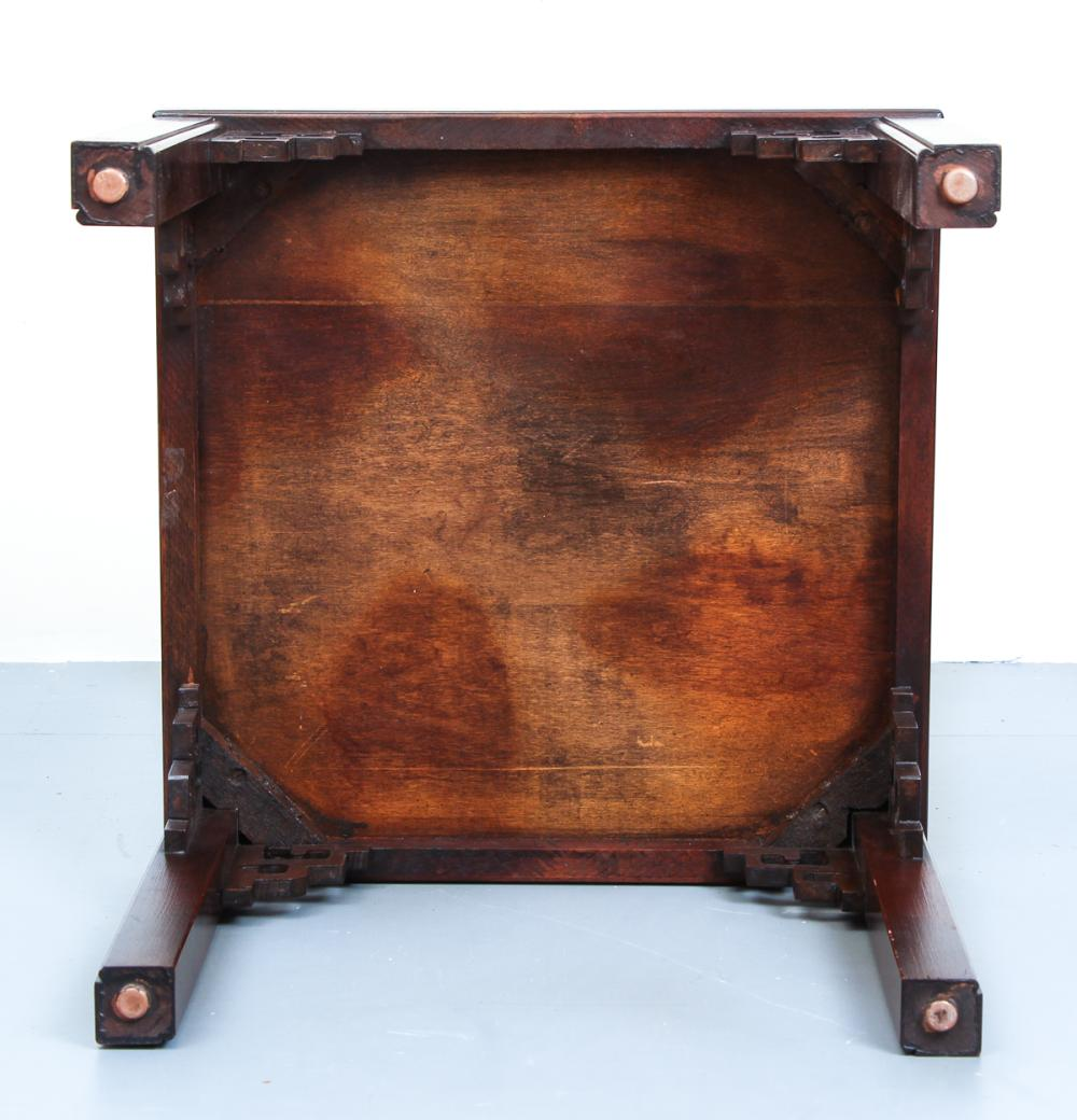 Mahogany Taborets in the Chinese Style