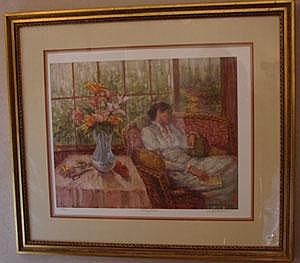 Lynn Gertenbach Original Signed and Numbered