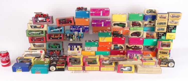 Collection Of R10 & Matchbox Car Models