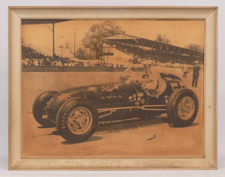 Al Keller Vintage Photograph