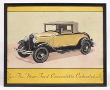 Original Ford Artwork