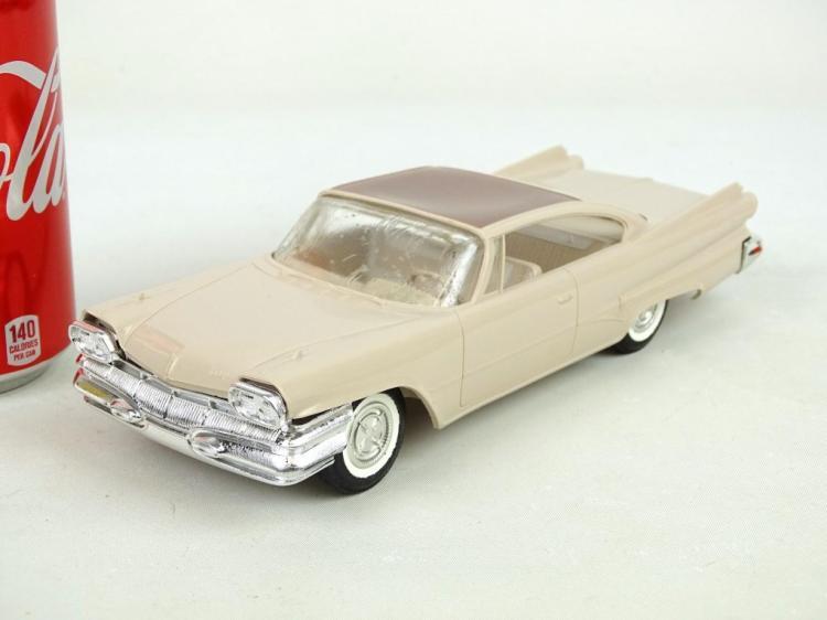 Dodge Scale Model
