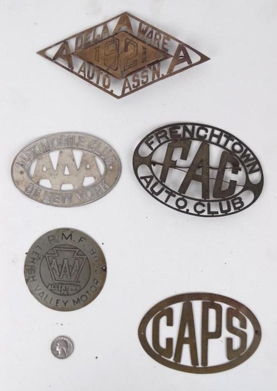 Auto Insurance Badges