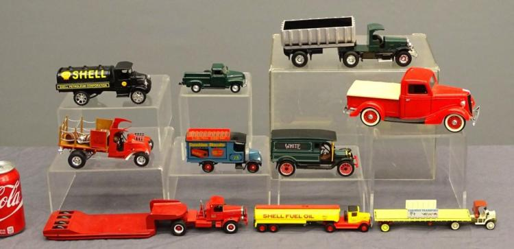 Automotive Model Lot
