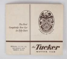 Tucker Automobile Fold Out