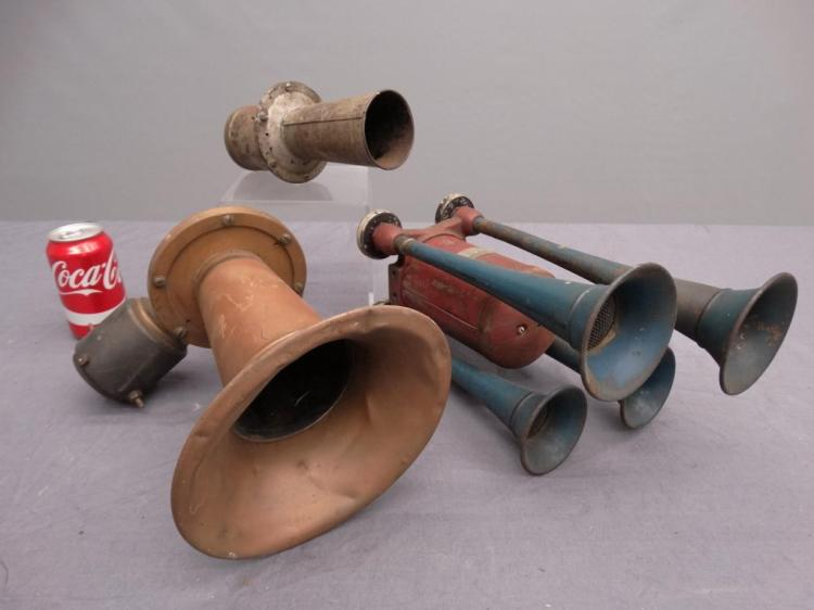 Antique Horn Lot