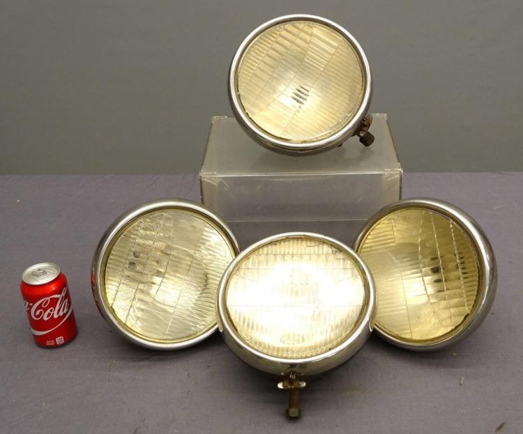 1930-1931 Ford Head Lamp Lot
