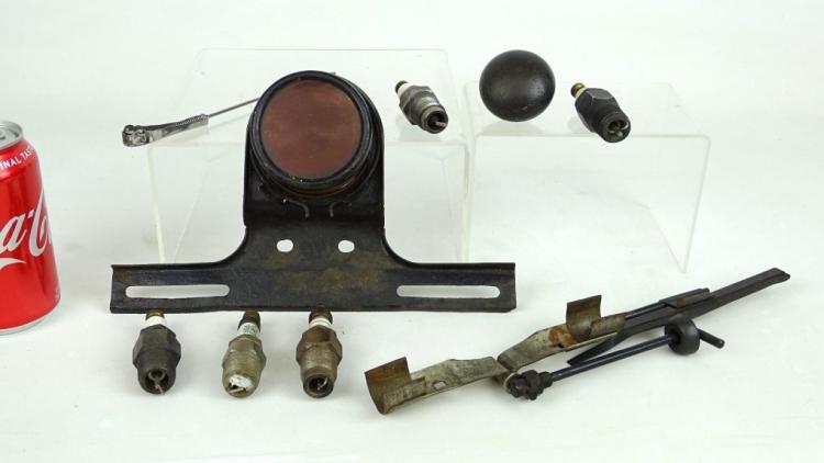 Assorted Antique Automotive Parts