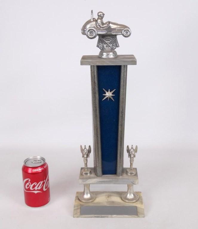 1960's Midget Racing Trophy
