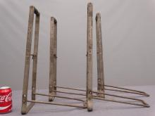 1914 Ford Jack Stands By Metzio Brothers Lot