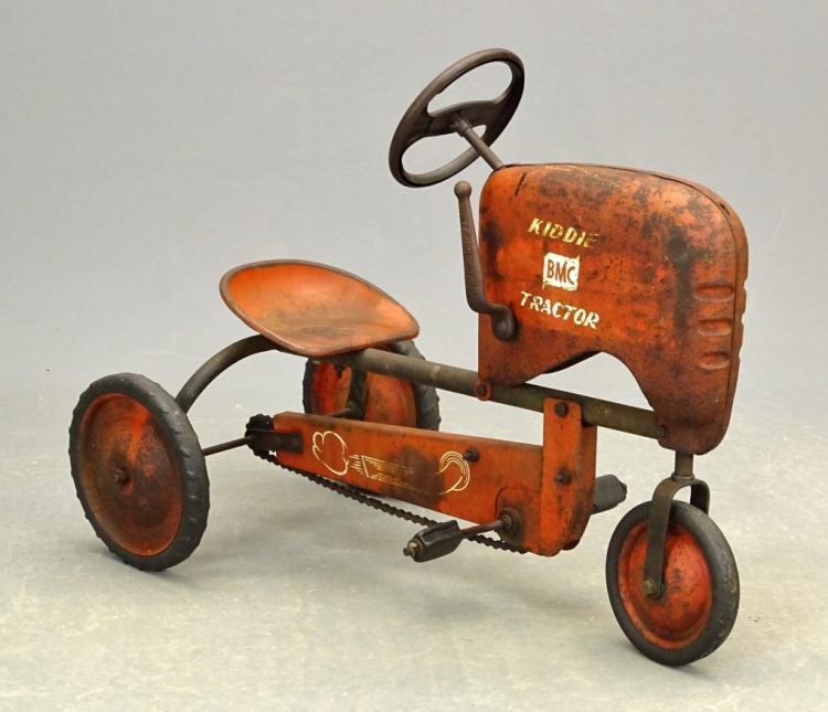 BMC Kiddie Pedal Tractor