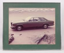 Rolls Royce Automobile Showroom Photograph