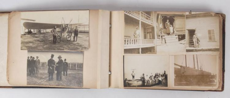 19th c. Photograph Album