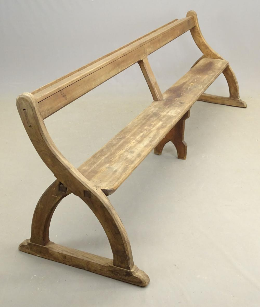 19th c. Long Bench