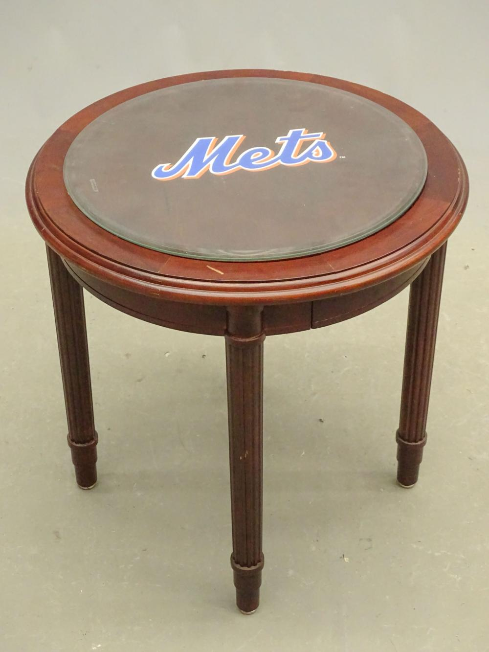 Mets Baseball Table