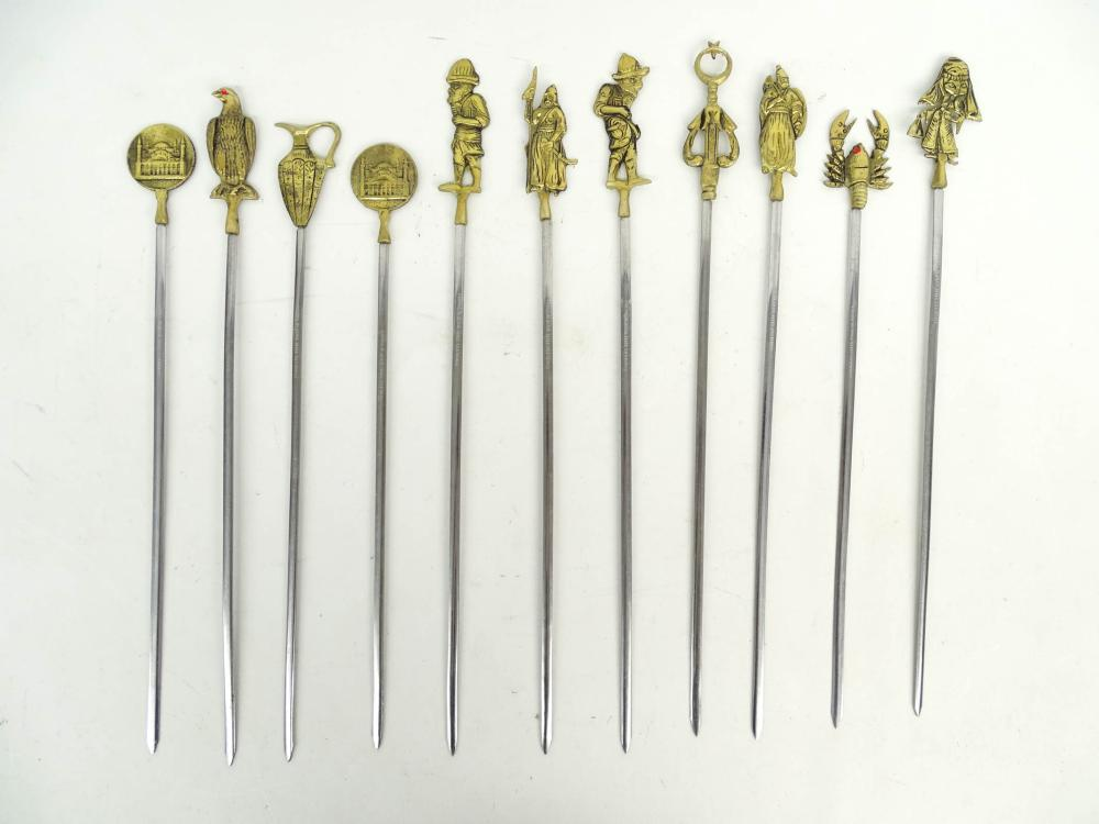 Set of Turkish Skewers