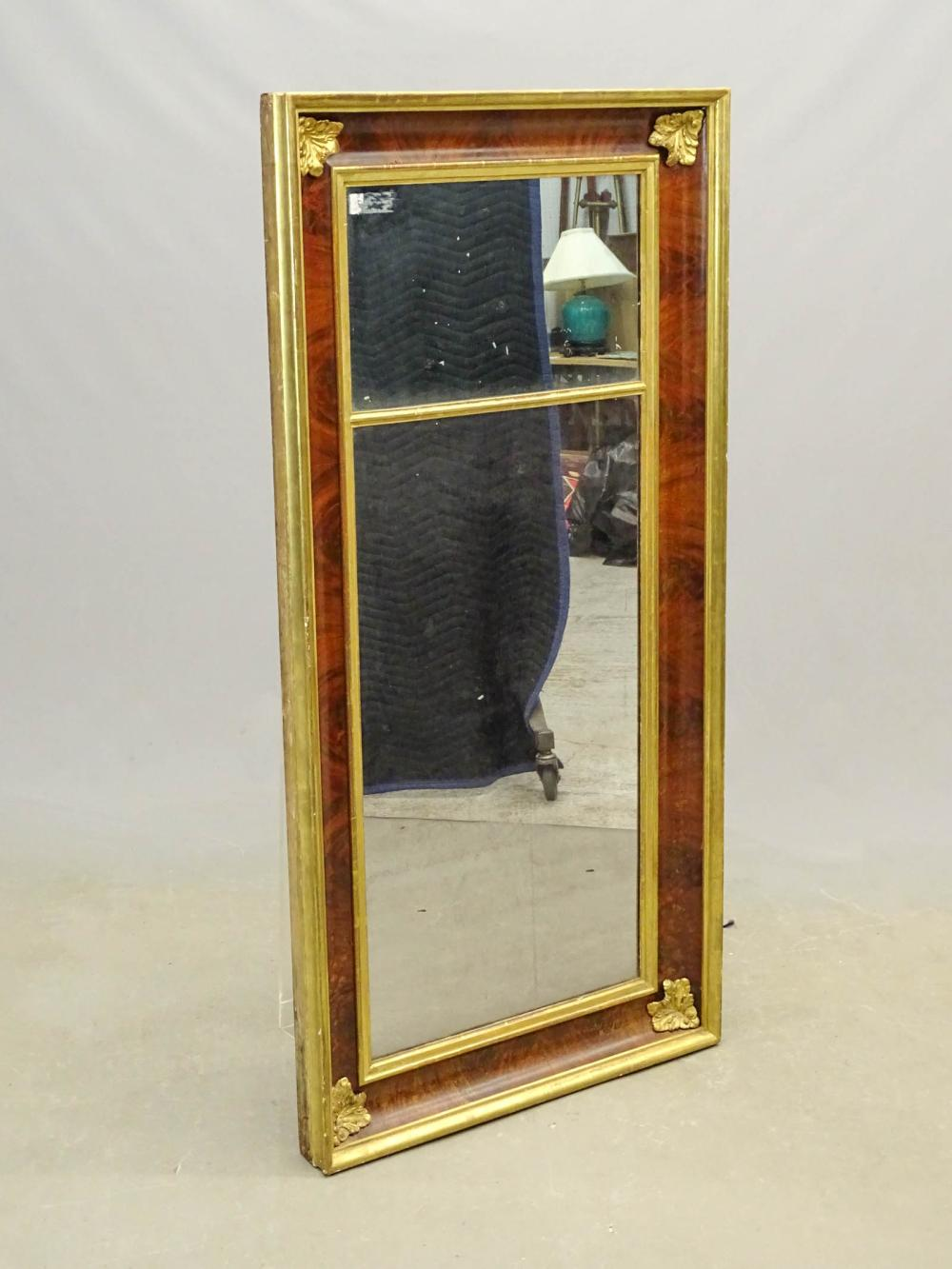 19th c. Empire Pier Mirror