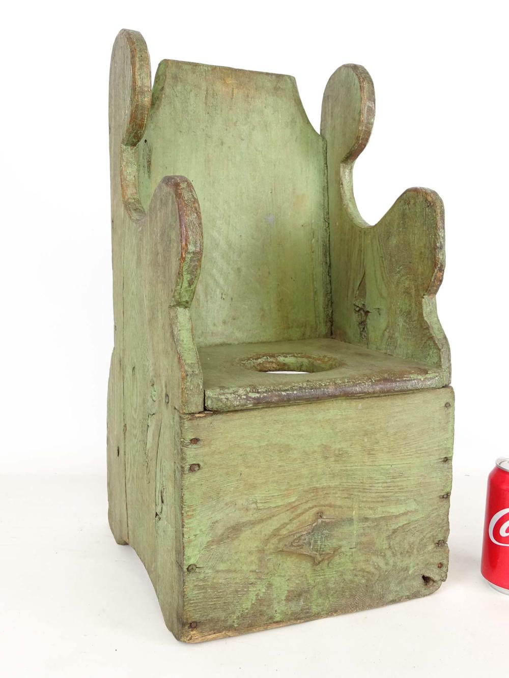 19th c. Child's Chair