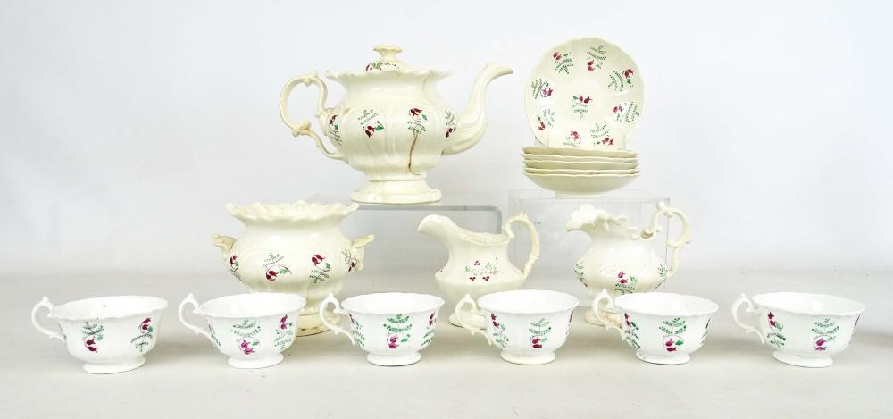19th c. China Lot