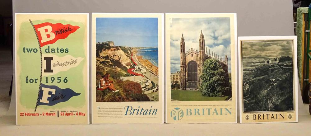 British Travel Posters