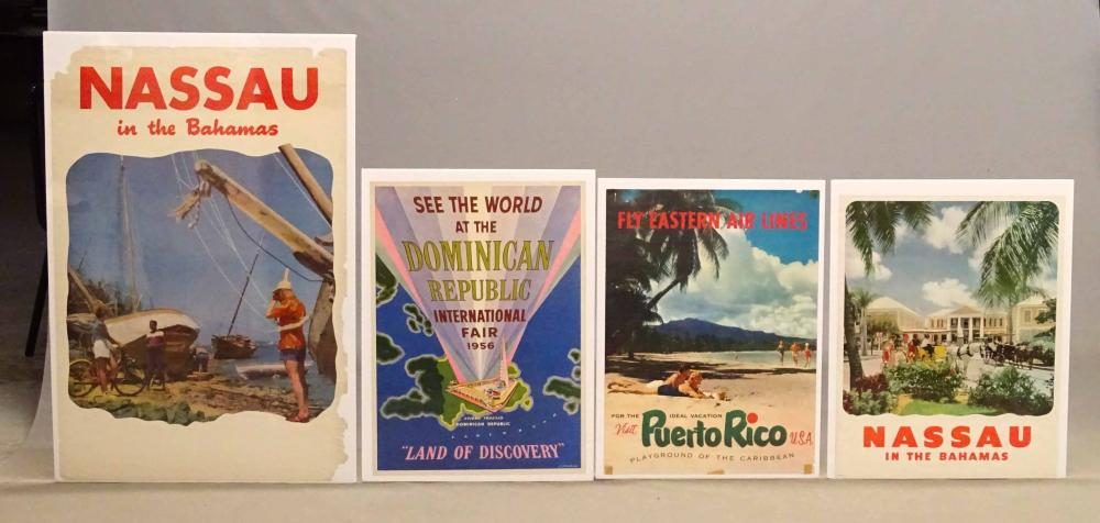 Travel Poster Lot