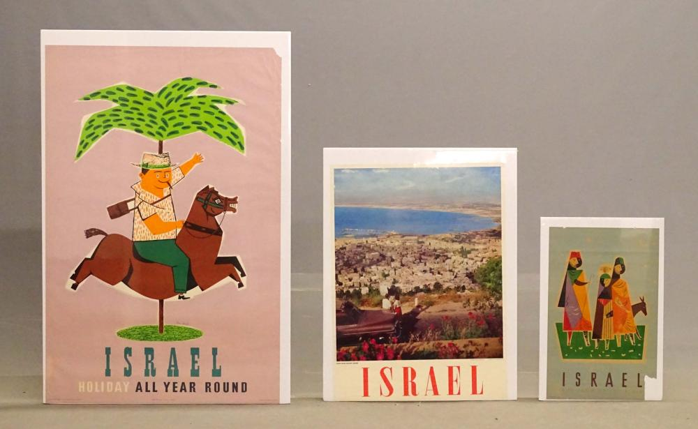 Israel Travel Posters