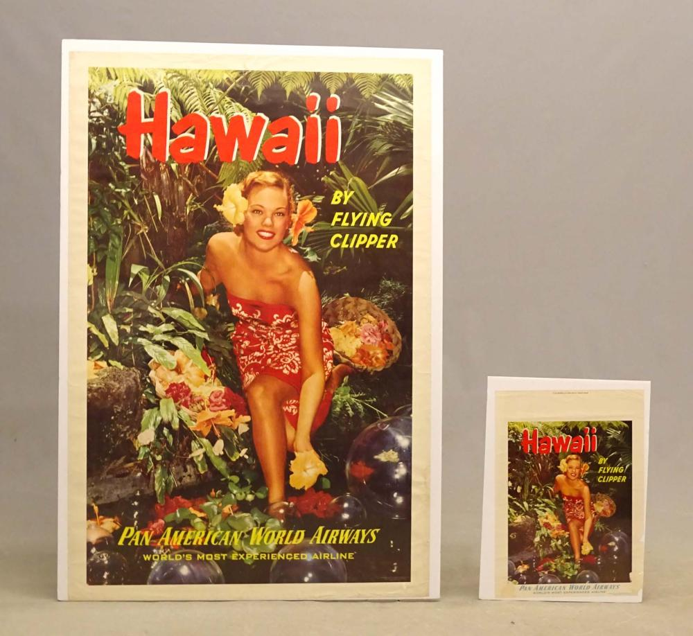Hawaii Travel Posters