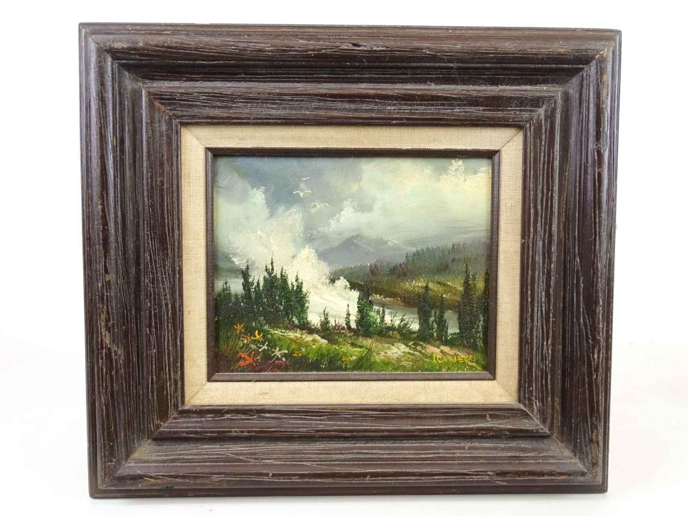 Painting, Landscape