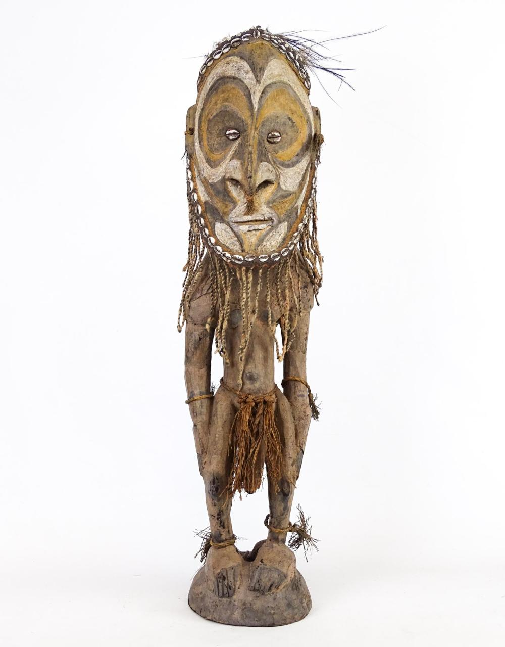 Papua New Guinea Carving