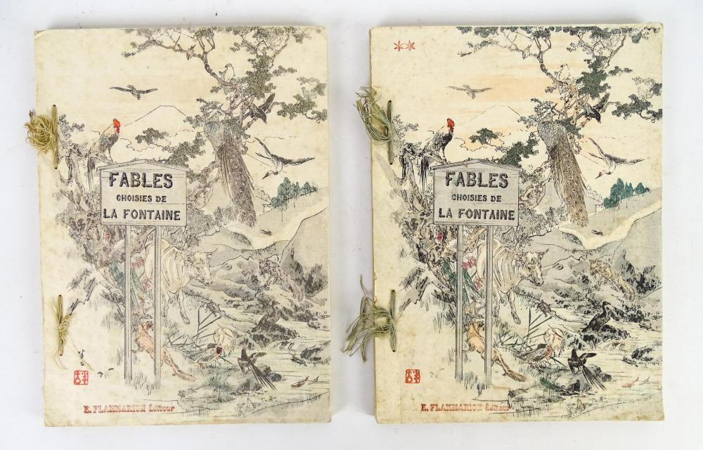 Books: Fables Choises De La Fontaine