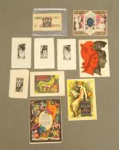 Franz Paul Glass (1886-1964) Artworks