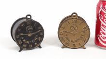 Mantle Clock Still Banks