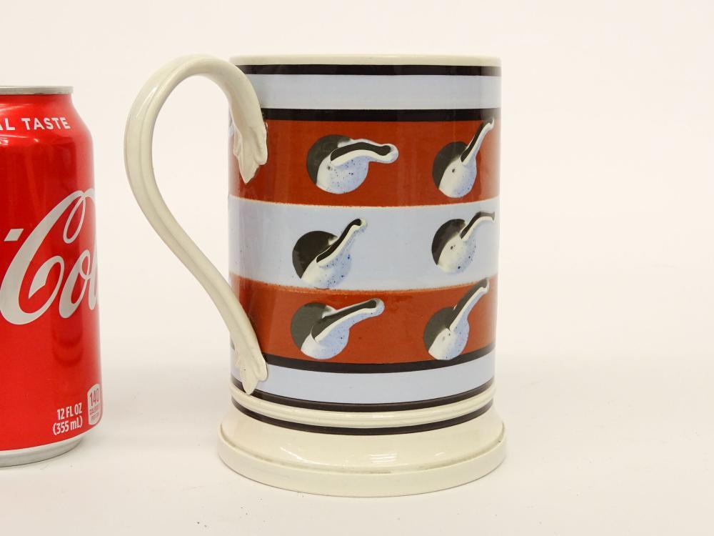D. G. Carpenter Mochaware Mug