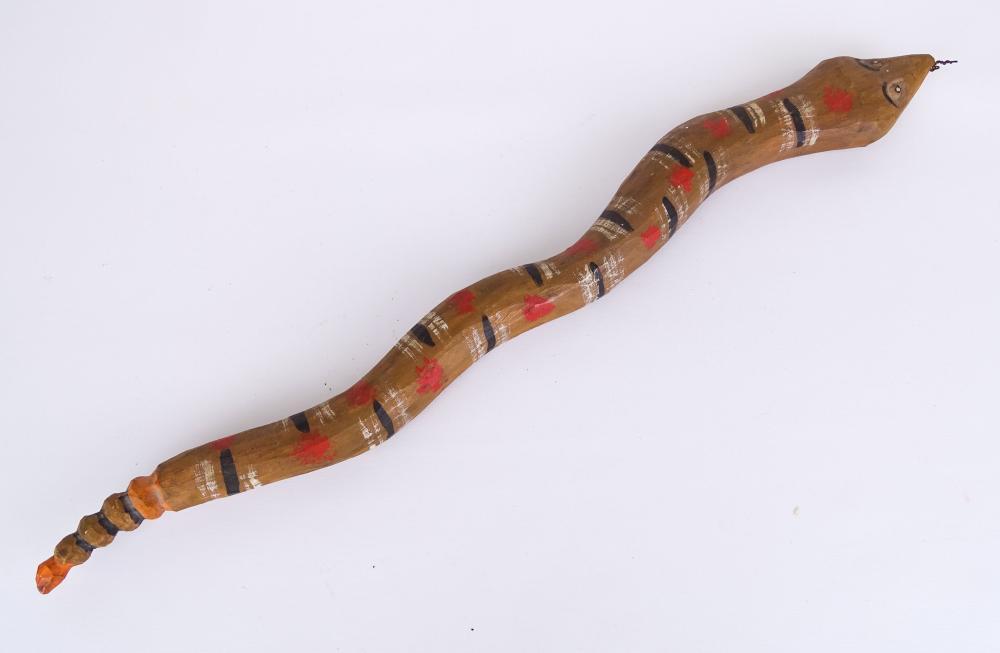 Folk Art Snake