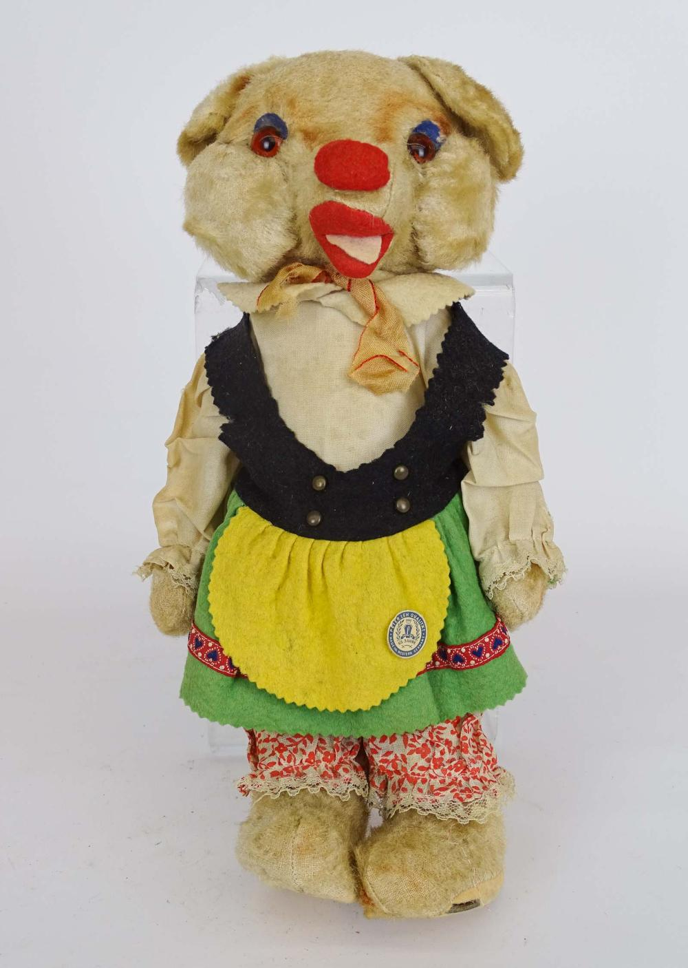 German Stuffed Toy