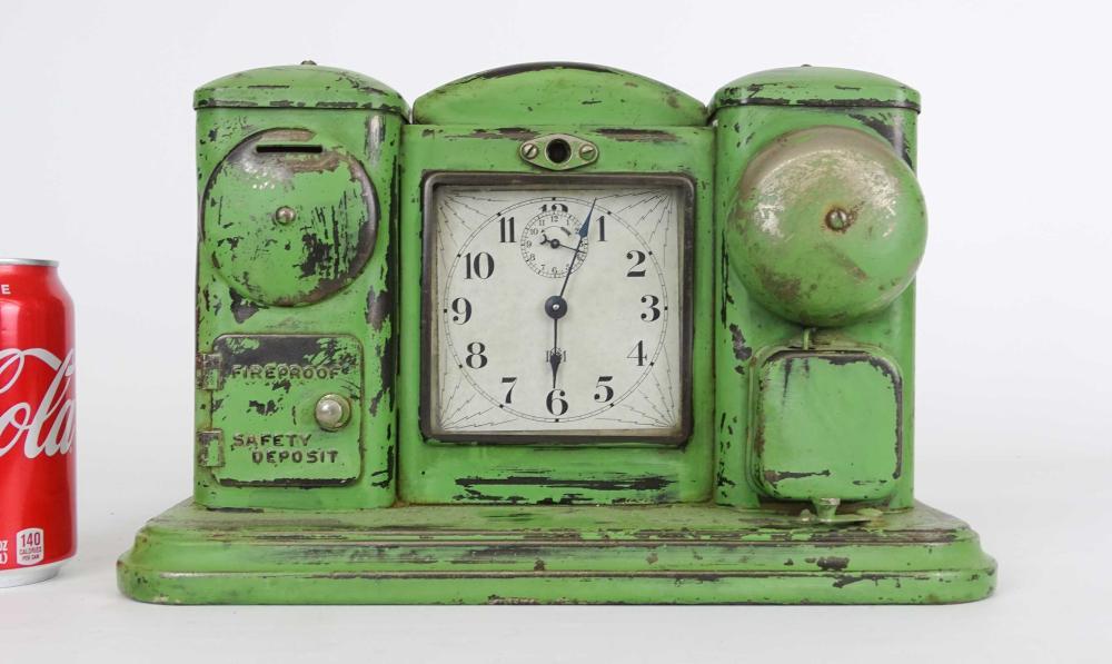 Darche Alarm Clock Bank