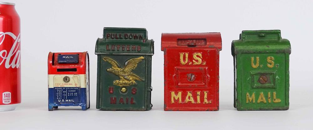 Mail Box Banks