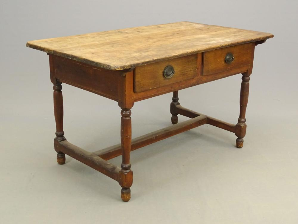 18th c. Work Table